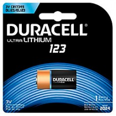 DURACELL 123 ULTRA PHOTO